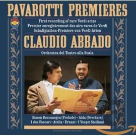 First Recording Of Rare Verdi Arias - Luciano Pavarotti