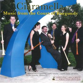 Music From The Court Of Burgundy - Mimi Ciaramella