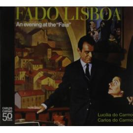 """Fado Lisboa: An Evening At The """"Faia"""" - Carlos Do Carmo"""