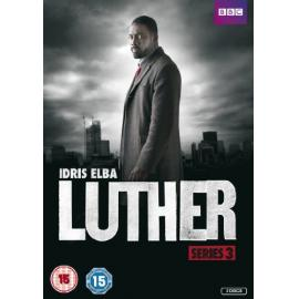 LUTHER - SERIES 3 - TV SERIES