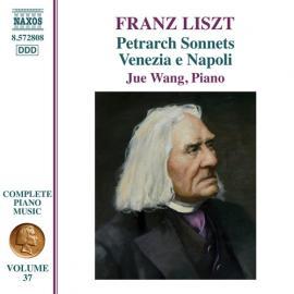 Harmonies Poétiques Et Réligieuse, Nos. 1-6 • Les Morts • Resignazione • Ungarns Gott - Franz Liszt