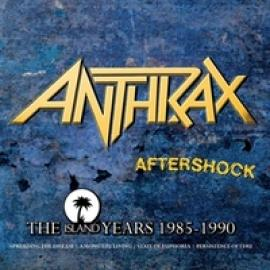 Aftershock: The Island Years 1985-1990 - Anthrax