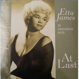 19 Greatest Hits At Last - Etta James