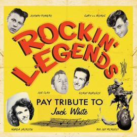 Rockin' Legends Pay Tribute To Jack White - Various Production