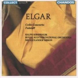 FALSTAFF/CELLO CONCERTO - E. ELGAR