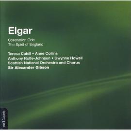 Coronation Ode / The Spirit Of England - Sir Edward Elgar