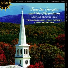 From The Steeples And The Mountains (American Music For Brass) - Samuel Barber
