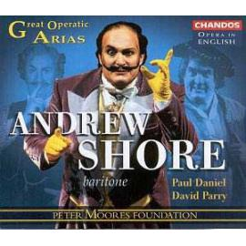 Great Operatic Arias - Andrew Shore