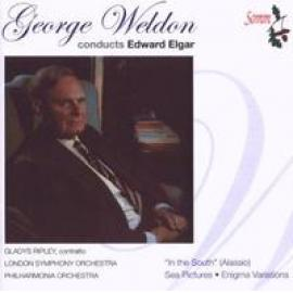 IN THE SOUTH/SEA PICTURES - E. ELGAR