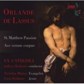 PASSIO SECUNDUM MATTHAEUM - O. DE LASSUS