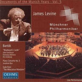 Documents Of The Munich Years · Vol. 5: Bartók - James Levine