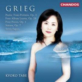 POETIC TONE-PICTURES - E. GRIEG