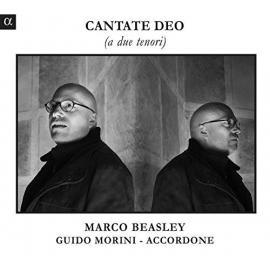 Cantate Deo (A Due Tenori) - Marco Beasley