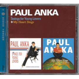 Songs For Young Lovers + My Heart Sings - Paul Anka
