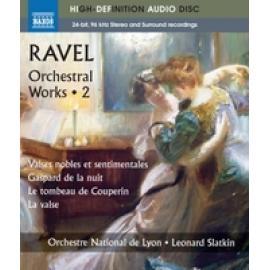 ORCHESTRAL WORKS 2 - M. RAVEL