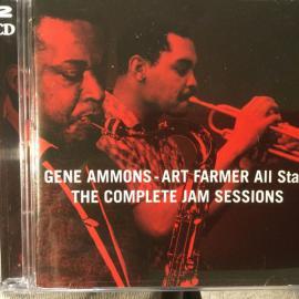 Gene Ammons - Art Farmer All Stars The Complete Jam Sessions - Gene Ammons