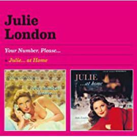 Your Number, Please... + Julie... at home - Julie London