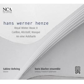 Royal Winter Music II / Carillon, Récitatif, Masque / An Eine Äolsharfe - Hans Werner Henze