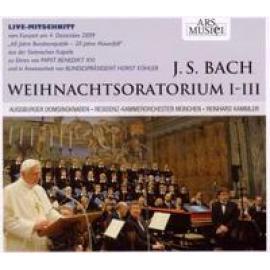 WEIHNACHTSORATORIUM I-III - J.S. BACH