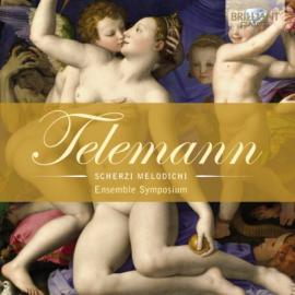SCHERZI MELODICHI - G.P. TELEMANN