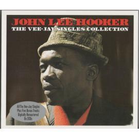 The Vee-Jay Singles Collection - John Lee Hooker
