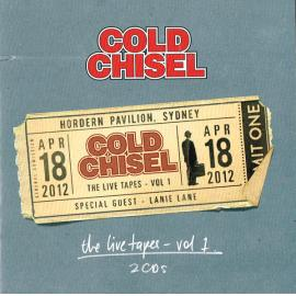 The Live Tapes - Vol 1 - Cold Chisel