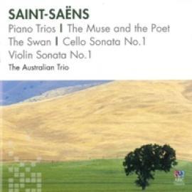 PIANO TRIOS/MUSE & THE PO - C. SAINT-SAENS