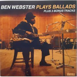 Plays Ballads - Ben Webster