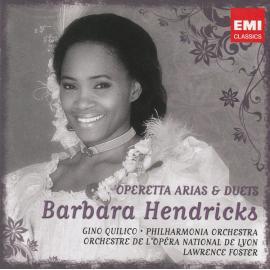 Operetta Arias & Duets - Barbara Hendricks