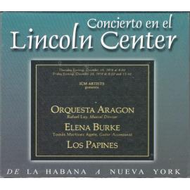 Concierto En El Lincoln Center - Orquesta Aragon