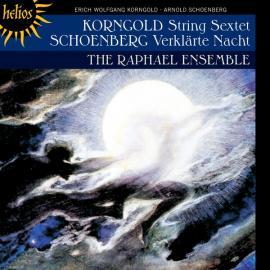 Korngold: String Sextet; Schoenberg: Verklärte Nacht - Erich Wolfgang Korngold