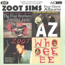 Four Classic Albums   - Zoot Sims