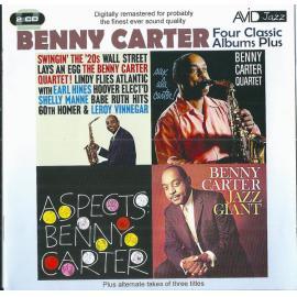 Four Classic Albums  Plus - Benny Carter