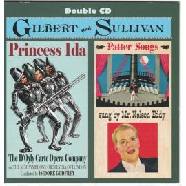 Princess Ida And Patter Songs - Gilbert & Sullivan
