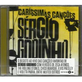 Caríssimas Canções - Sérgio Godinho