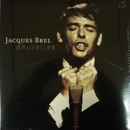 Bruxelles - Jacques Brel