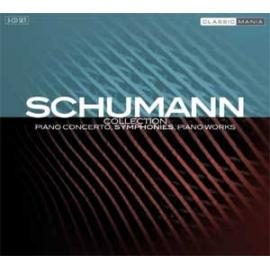 PIANO CONCERTO/SYMPHONIES - R. SCHUMANN