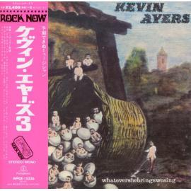 Whatevershebringswesing - Kevin Ayers