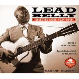 Selected Sides 1934-1948 - Leadbelly