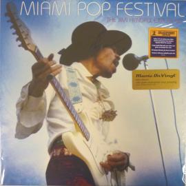 Miami Pop Festival - The Jimi Hendrix Experience