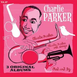 3 Original Albums - Charlie Parker