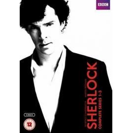 SHERLOCK: SERIES 1-3 - - TV SERIES