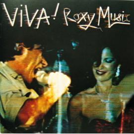 Viva! Roxy Music - The Live Roxy Music Album - Roxy Music