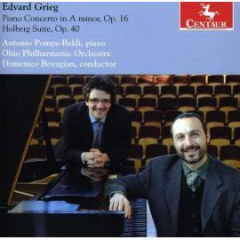 PIANO CONCERTO OP.16/HOLB - E. GRIEG