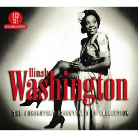 The Absolutely Essential 3 CD Collection - Dinah Washington
