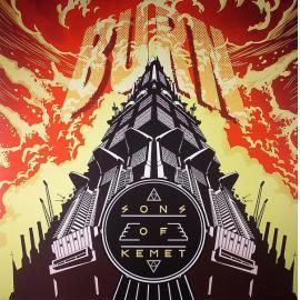 Burn - Sons Of Kemet