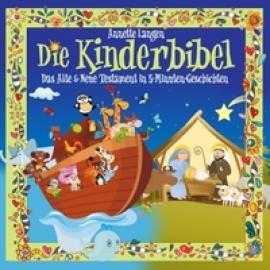 KINDERBIBEL: ALLE &.. - AUDIOBOOK