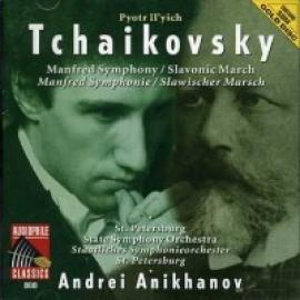 MANFRED SYMPHONY IN B - P.I. TCHAIKOVSKY