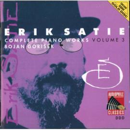 Complete Piano Works Volume 3 - Erik Satie