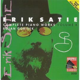 Complete Piano Works Volume 8 - Erik Satie